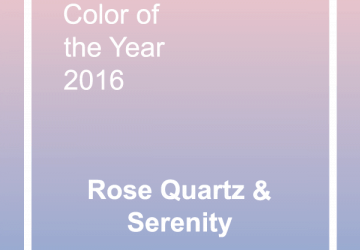 Pantone Color of Year 2016