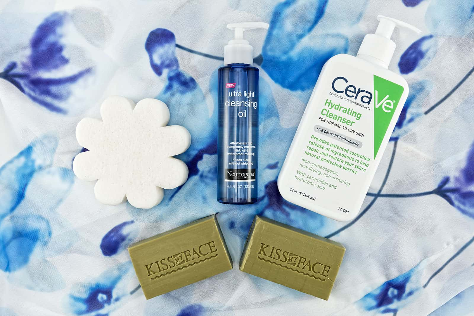 Items for Double Cleanse