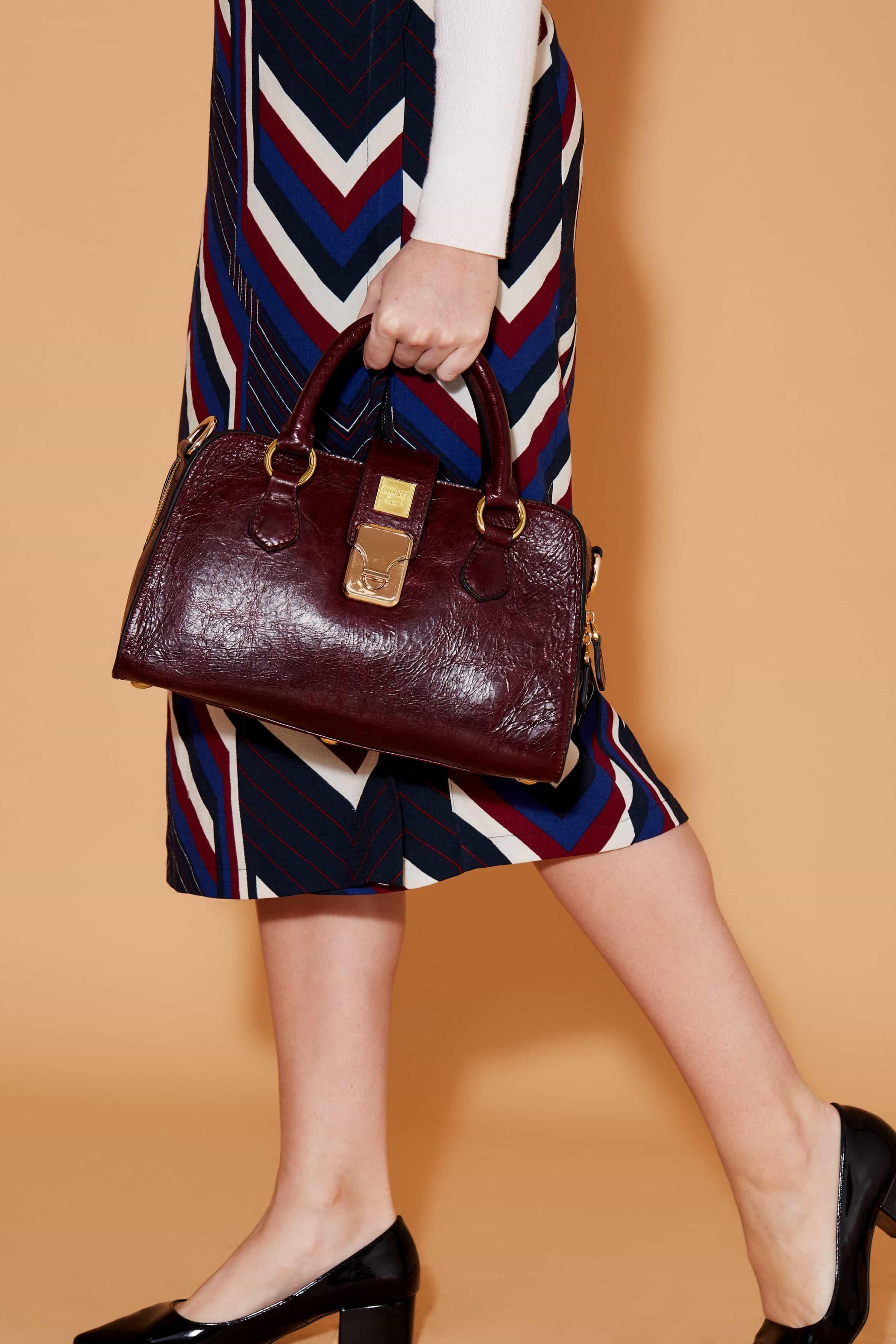 Avery Verse Handbag