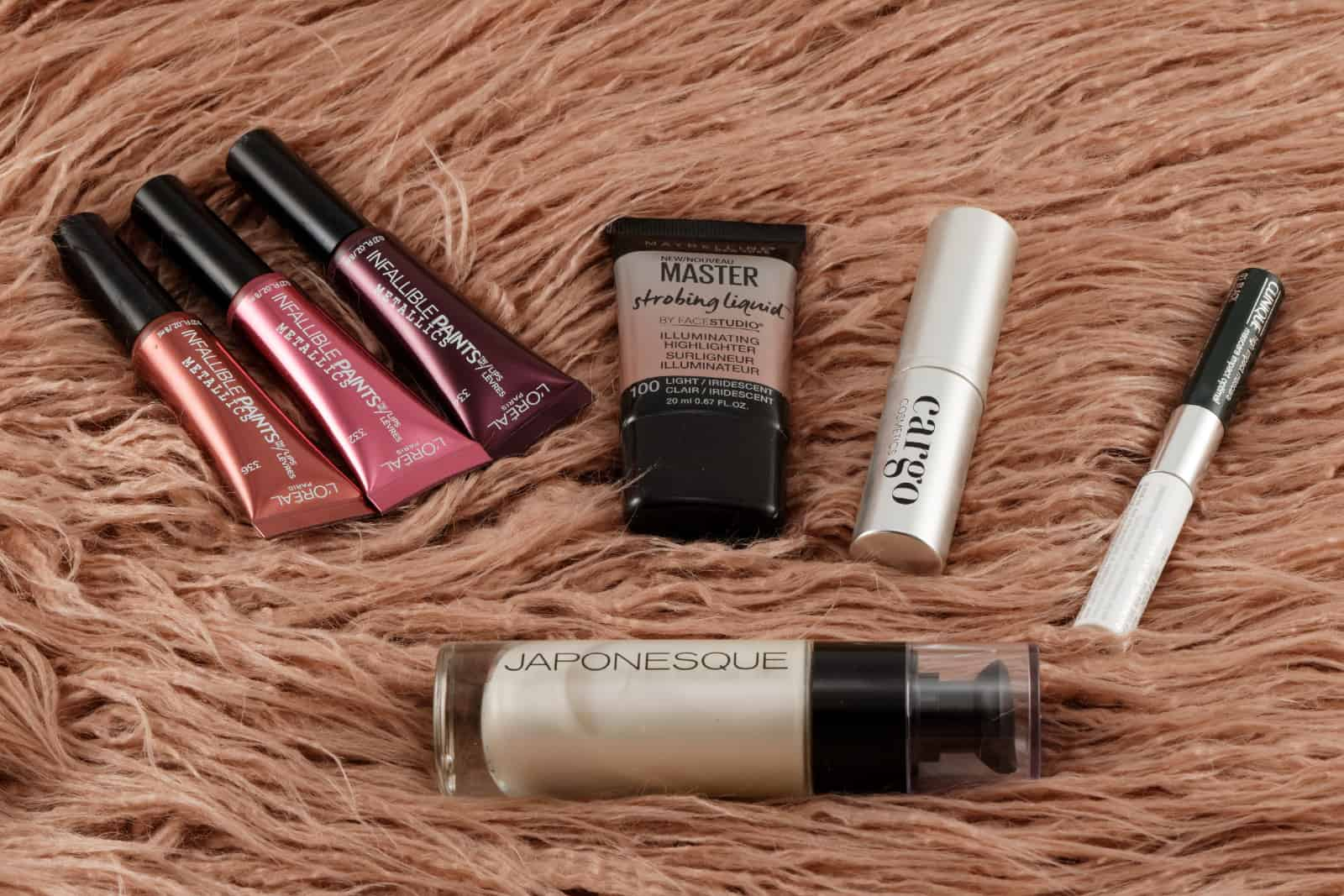 5 Makeup Products I Fell In Love with in 2017