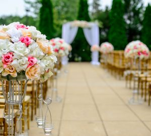 Wedding Aisle - Featured Image