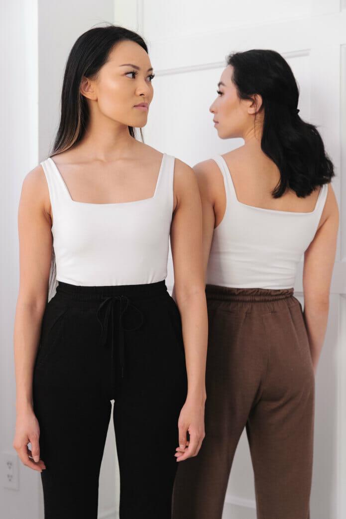 Pants on Models