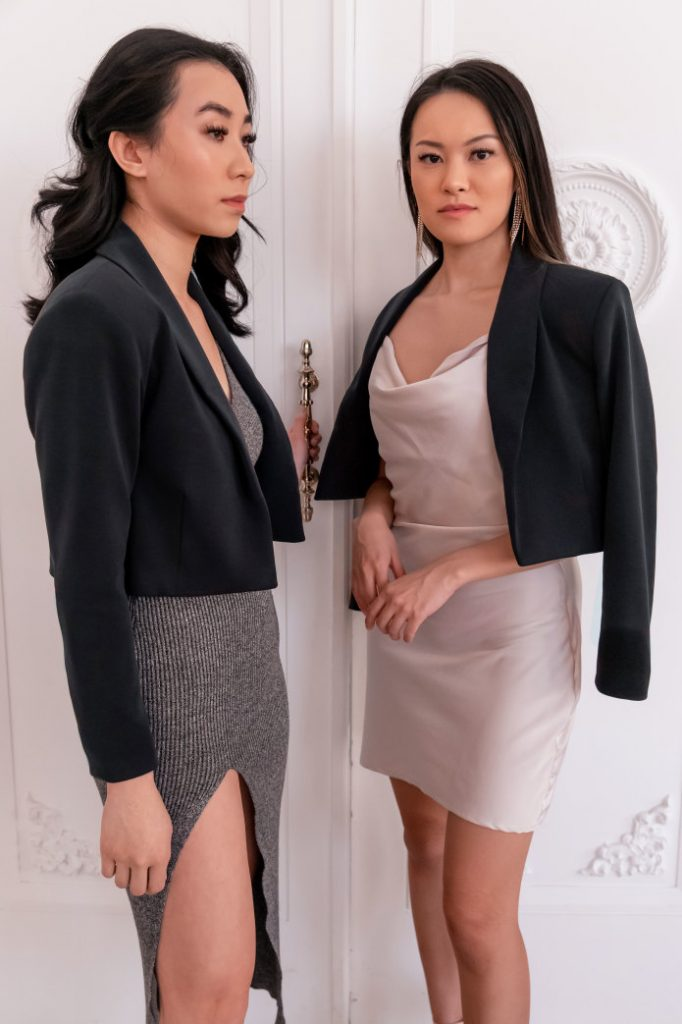 Skirts on Models