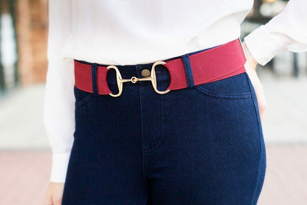 Ellany Snaffle Belts