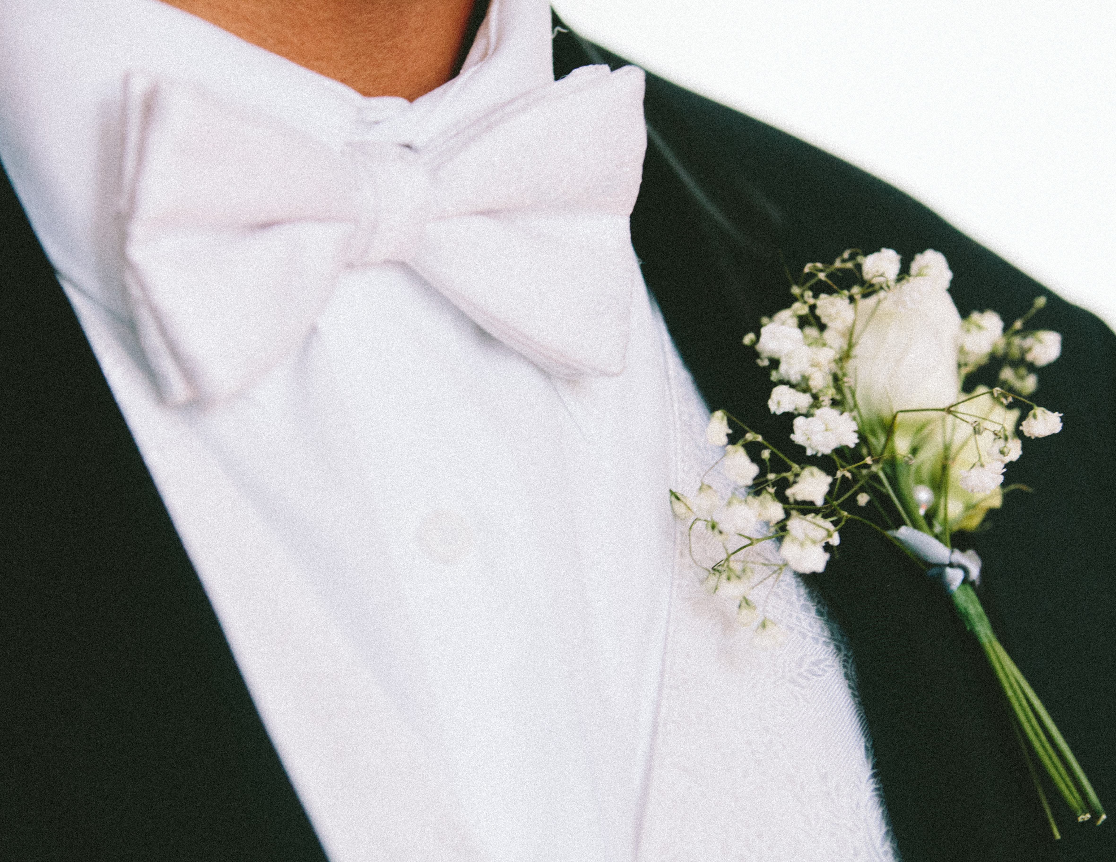 Groom - White Tie