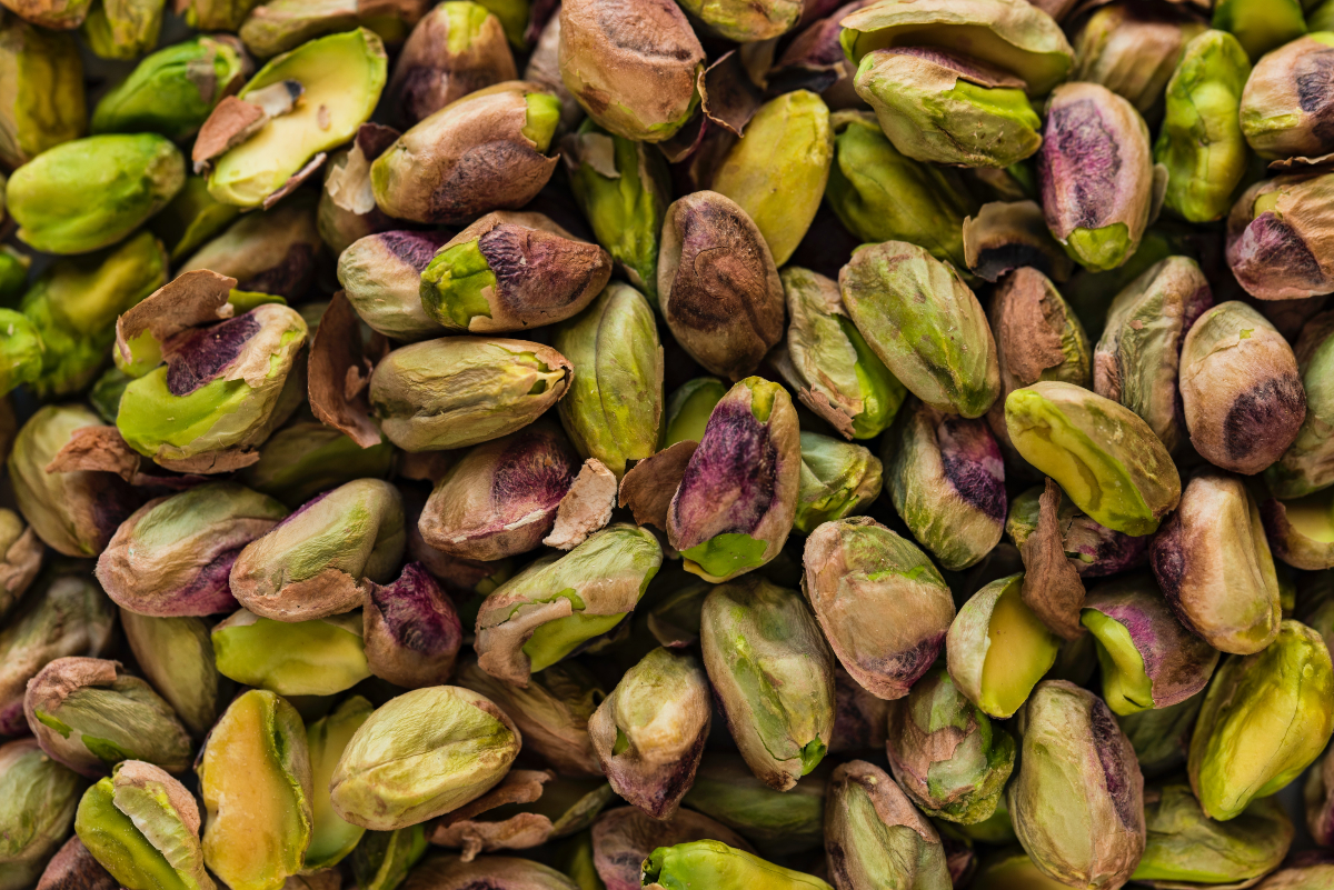 Snack on healthy nuts and seeds